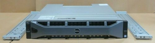 Dell Compellent SC4020F Storage Array Dual 8Gb/s FC Controllers 8G-FC-4 42.48TB